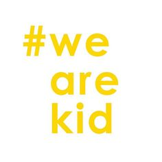 We are KID, are You? #kidss17 #kidparis #wearekid