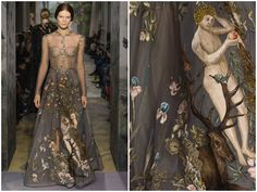 Prints & Textiles: Valentino Haute Couture SS14 Eclectic – Fashion, Trend and Lifestyle Magazine