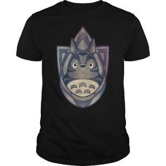 Awesome Tee My Neighbour the Forest Spirit of Stone anime shirt and hoodie Shirts & Tees