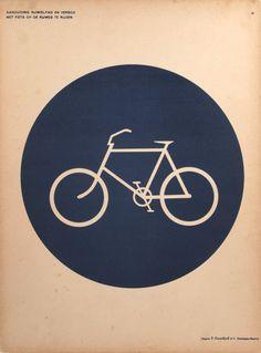 Vintage dutch traffic sign @ www.diversitijd.nl