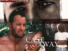 """""""Castaway""""     ~Tom Hanks"""