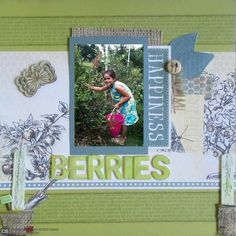 Hello and welcome to the blog hop. You should have come here from Club Scrapblog  and saw what Karen created! This month he theme for Sept...
