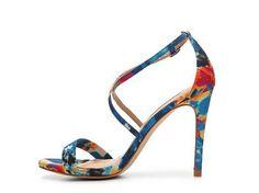 Steve Madden Feliz Multicolor Sandal | DSW