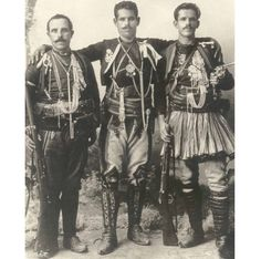 Doyiamas Brothers - Dimitrios-Lazaros-Georgios All took up arms to fight for their family & for the of historical from foreign occupation Churchill, Greek History, Freedom Fighters, Macedonia, Oppression, Revolutionaries, Street Art, Arms, Take That