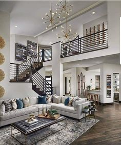 Popular Cheap Home Design Ideas. Wanting to design and decorate your home yet you are at a loss of cheap home design ideas? Don't worry for Dream Home Design, Modern House Design, Modern House Facades, Minimalist House Design, Contemporary Decor, Modern Decor, Contemporary Living Room Designs, Modern Home Interior, Luxury Homes Interior