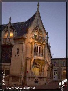 Lucien Weissenburger - Albert Bergeret's home (Nancy)