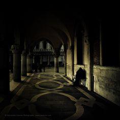 Dark Venice by Alessandro Cancian, via Behance