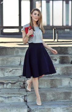 Outfits mitad casual mitad formal que no te deben faltar