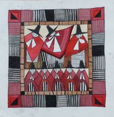"""We are delighted to show new work by Ruth Jên Tue-Sat Learn Welsh, Welsh Lady, Welsh Language, Welsh Blanket, Welsh Dragon, Quilting Designs, Quilt Design, Dragon Crafts, Pretty Photos"