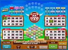 The European iGaming developer Play'n GO has announced two new upcoming games, which open up a new chapter featuring video bingo games. Both the Flying Pigs and Bugs Party play the same way, featuring 7,500-coin wins in the base game and 625x win multipliers in the bonus. Read more at http://www.casinocashjourney.com/blog/bugs-party-flying-pigs/
