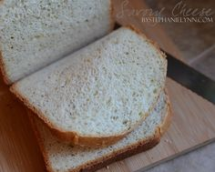 Four Simple and Savory Bread Recipes: to make in a bread machine or by hand - bystephanielynn