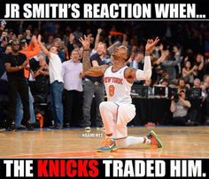 Ever since leaving NY, life has changed for JR Smith.  #Knicks #Cavs - http://nbafunnymeme.com/nba-memes/ever-since-leaving-ny-life-has-changed-for-jr-smith-knicks-cavs