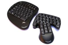 Keyboard + Mouse = Combimouse