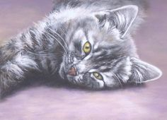 Lexi - Pastel Painting by AstridBruning on DeviantArt