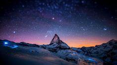 Matterhorn Mountain - Switzerland