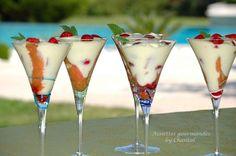 Strawberry tiramisu  Tiramisu aux fraises
