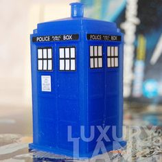 TARDIS Soap  Collectors Edition Dr Who Soap by SoapLane on Etsy, $14.95