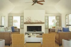 Tom Scheerer: Bahamas Beach House Featured in House & Garden : Katy Elliott