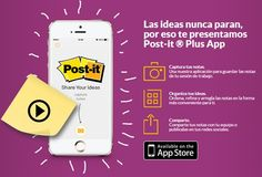 Dos excelentes apps de Post-it para organizar ideas en tu smartphone