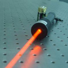 Pointeur Laser Orange 50mW/ 100mW/ 200mW 593.5nm Laser CW Unique au Monde