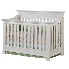 "Baby Cache Covington Lifetime Crib - White - Baby Cache - Babies ""R"" Us $400"