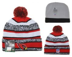 d9b5b638271 Now you can look like the Arizona Cardinals s players on game day with this NFL  Sideline beanie .