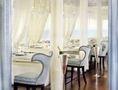 The Penthouse Restaurant @ The Huntley Hotel