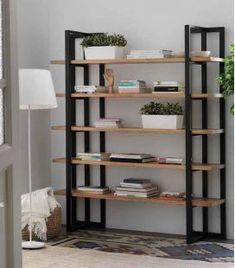 100 Ideas De Estanterías Y Librerías Estanterías Decoracion De Muebles Decoración De Unas