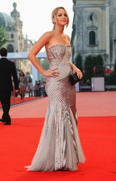 Jennifer Lawrence 65th Venice Film Festival: Closing Ceremony 2008 - Red Carpet