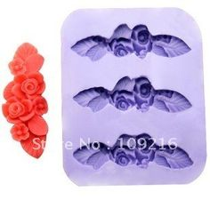 Aliexpress.com : Buy Hot sale!!!New  3D Mini 3 Camellia (F1066)  Silicone Handmade Fondant  Mold DIY Mold Cake Decorating from Reliable Silicone Fondant Mold suppliers on Silicone DIY Mold and  Home Supplies Store $8.98