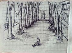 Boceto de Gesto de Isaac Gutiérrez.