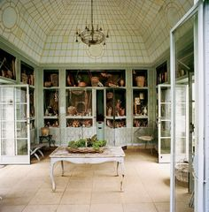 Photos: Inside Bunny Mellon's Estate   Vanity Fair
