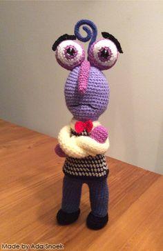 Crochet pattern Fear - Sabrina's Crochet