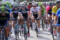 World champion Michal Kwiatkowski supported by his teammates Photo credit © Tim de Waele/TDW Sport