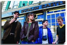 Blur At The Dublin Castle Camden 1995 Poster | iPosters