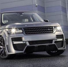 Range Rover 2015 Vogue