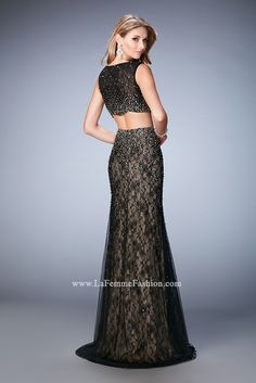 Look red-carpet-ready in Gigi Prom Style 22927 available at WhatchamaCallit Boutique