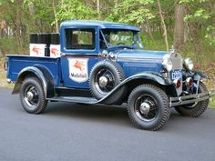 1931 Ford Model A Mobil Oils and Lubricants are supplied in the UK by Chemical Corporation (UK) Ltd www.chemcorp.co.uk