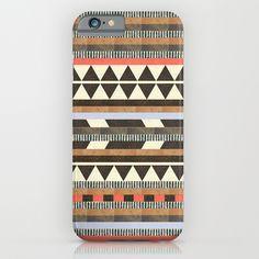DG+Aztec+No.1+iPhone+&+iPod+Case+by+Dawn+Gardner+-+$35.00