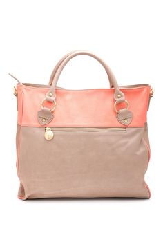 9168969d8b64 Grand Tote Taupe now featured on Fab. Coach Purses