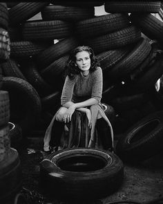 Julia Roberts by Timothy SWhite