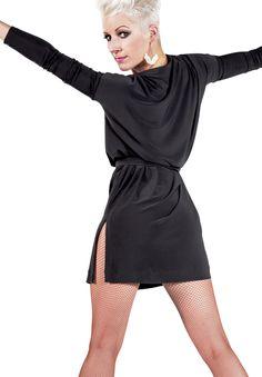M&J Champion Wear Loose Short Latin Dress 3908| Dancesport Fashion @ DanceShopper.com