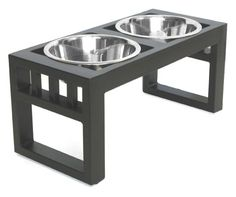 These feeders are a modular, block-style spin on the Baron diner.Color: BlackSizes: Large: 23 x x Quart)XL 23 x x Quart)XL 23 x x Quart) Raised Dog Feeder, Raised Dog Bowls, Dog Bowl Stand, Vertebrates, Cleaning, Modern, Style, Cnc, Tote Bags