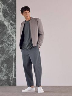 Roch Barbot for COS Studio Collection FW16. menswear mnswr mens style mens fashion fashion style rochbarbot cos campaign lookbook