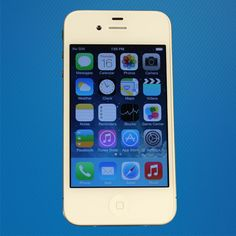 Good - Apple iPhone 4 16GB - White (AT&T) Smartphone - SEE INFO - Free Shipping | eBay