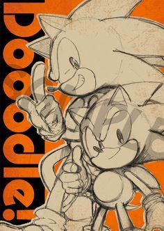 Dooodle! - サンドロップス | 同人誌通販のアリスブックス Sonic The Hedgehog, Hedgehog Art, The Sonic, Doctor Eggman, Sonic Generations, Alice Book, Classic Sonic, Speed Of Sound, Sonic Franchise