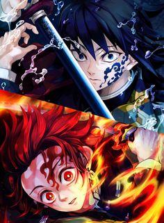 kimetsu no yaiba, demon slayer, kimetsu no yaiba, nezuko, nezuko kamado Otaku Anime, Manga Anime, Anime Demon, Anime Art, Demon Slayer, Slayer Anime, Manga Japan, Anime Lindo, Image Manga