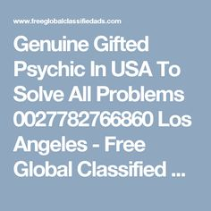 258 Best young psychic images in 2018 | Love spell caster