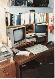 Commodore C-128 battlestation