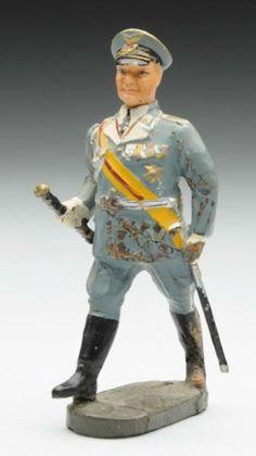 Lot # : 816 - German Elastolin Hermann Goering.